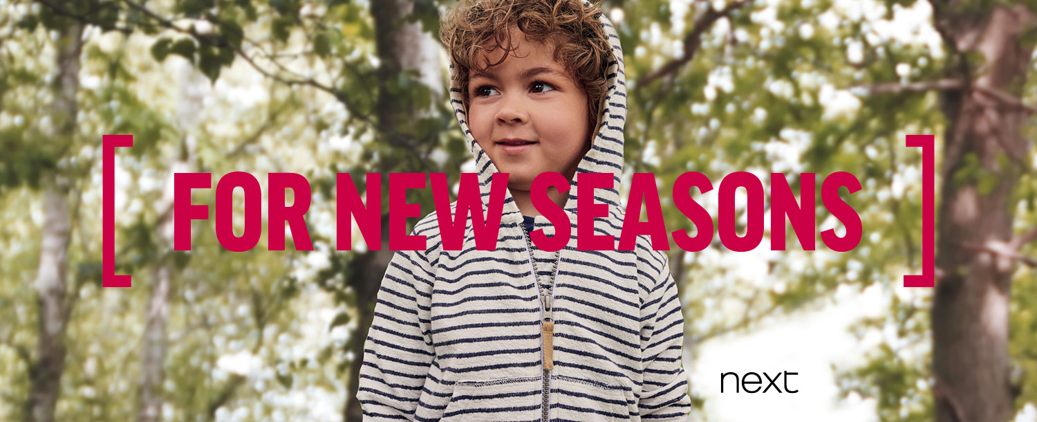For New Seasons