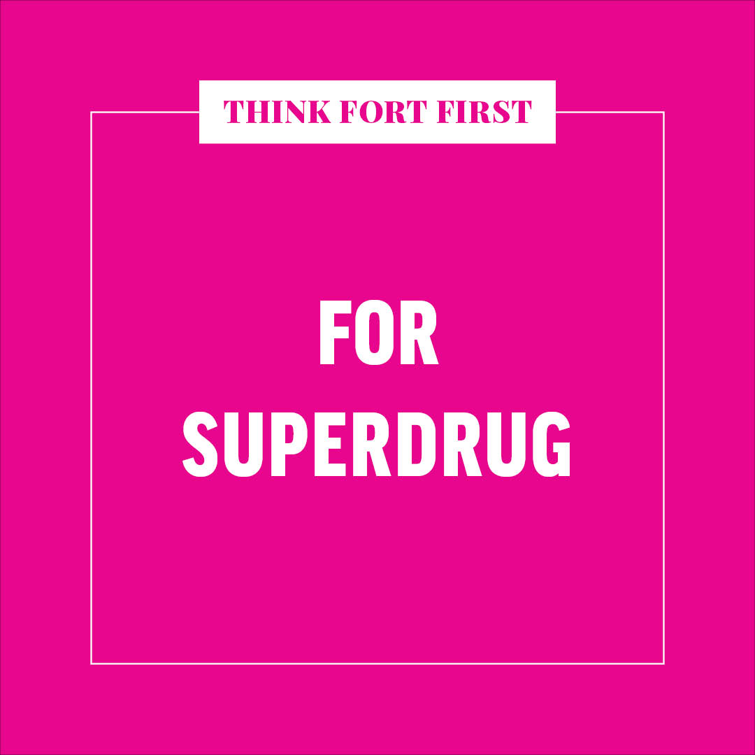 Superdrug is now open